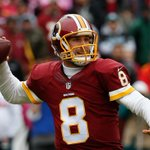 Captain Kirk! Redskins improve to 2-2 with a comeback 23-20 victory over Eagles. Philadelphia falls to 1-3. http://t.co/yKhPBynlny