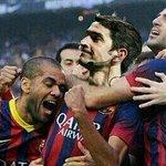 اسطورة برشلونة .. يحرم الريال من ٣ نقاط المباراة فيها بلنتي لريال وفيه طردين لم يحسبهم #ريال_مدريد http://t.co/0sq9rC82rE