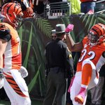 Who Dey! Cincy beats Kansas City, 36-21. Jeremy Hills 3 TD lead Bengals to first 4-0 start since 2005. http://t.co/VxnCdX2axd