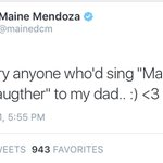 Tisoy alam mo na anong next kanta mo.. Hehehe @aldenrichards02 @mainedcm #ALDUBSwitch http://t.co/Hqj97yuyD2