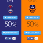 Now that weve won on field its time for us to WIN on twitter! Come on Gaurs keep tweeting for @FCGoaOfficial! #GOA http://t.co/38Iezg7FMW