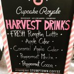 Good morning #Seattle weve got some new fall drinks for your drinking pleasure! FRESH pum… http://t.co/RpWGMa3nqD http://t.co/9ZQ5aasq6o