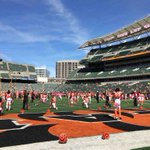 Picture-perfect day in Cincinnati for Bengals-Chiefs. According to Accuweather, itll be... http://t.co/jMbkDuQogf http://t.co/mKvJXZfdVa