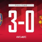 """@Arsenal: Full-time: #AFCvMUFC http://t.co/EdVsnQbL9F"""