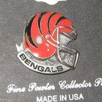 #Fan #NFL LICENSED LAPEL PIN TEAM LOGO CINCINNATI #Bengals GO #Bengals http://t.co/x8anvAlkit #Football http://t.co/OTNneo6V1W