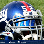 The #Giants will start on defense! http://t.co/YWykG349AY