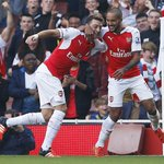 "Arsenals Theo Walcott: ""We spoke to each other and we wanted to do this for the fans."" http://t.co/huiBwXYhGp"