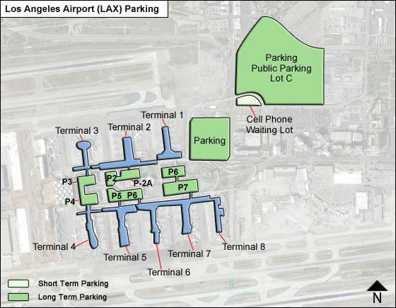 RT @laairportpd: RT @LAAirportPD: LAX cell phone parking at 96th Street & 96th St Bridge.