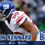 #Giants defense forces another Bills three and out! Devon Kennard with the stop! #NYGvsBUF http://t.co/0OOHrtr1HM