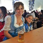 Took a timeout to celebrate the old country in #Milwaukee. #Oktoberfest http://t.co/2X9ylEzHdG