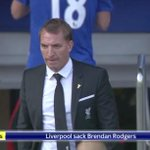 Brendan Rodgers leaves Liverpool after 3 years & 4 months in charge. His PL record at the club was: P122 W63 D30 L29 http://t.co/g5RVzxQQmB
