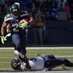 Marshawn Lynch reportedly out for Monday's game vs. Lions http://t.co/jF2lv3EijL http://t.co/rAKuPM254i