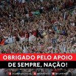 Mais de 58 mil presentes no @Maracana. ISSO É FLAMENGO! #FLAxJEC http://t.co/nRMVxTFod4