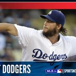 """#Dodgers RT """".@ClaytonKersh22 goes for 300 Ks as #Dodgers wrap up play… http://t.co/JAMXXQthls """" #SportsRoadhouse http://t.co/F0VjpITDh1"""