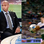 Thierry Henry. The man with the most controversial hands in sport. http://t.co/1lV4Wu3VkE