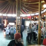 Nottingham Indie Fashion Fair. Market Square #SpiegelTent #nottingham #nottscityrocks http://t.co/3x4EIKJsPL
