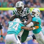 #NYJets pound Dolphins with a heavy dose of Chris Ivory http://t.co/NB4CkwZf40 #JetsVsDolphins http://t.co/qsryy7pHct