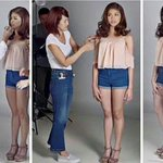 RT AND REPLY KUNG NAGAGANDAHAN KAYO KAY MAINE MENDOZA SEXY LADY WITH A PRETTY BROWN EYES #ALDUBSwitch http://t.co/2GtaZT1IZk