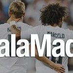 ¡Arranca el derbi en el Vicente Calderón! ⚽😃  ¡VAMOS REAL!  #RMLiga #RMDerbi #HalaMadrid http://t.co/VYow6AEVTG