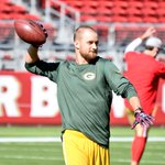 #Packers WR Jared Abbrederis getting warmed up. #GBvsSF http://t.co/RiGoUEjwig