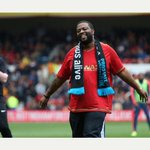 I spoke to @bigwes after his first ever visit to the City Ground to see #nffc vs #hcafc - http://t.co/H9ow1j4Udn http://t.co/TqBUJ72Qqv