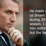 Fans and former #LFC players react to Brendan Rodgers sacking: http://t.co/fyyBVUPCRQ http://t.co/G4BN5G4Q6a