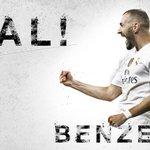 9 GOOOOOOOOOOAL by @Benzema!!!   Atlético 0-1 Real Madrid #RMLiga #RMDerbi #HalaMadrid http://t.co/e7jogeb8y5