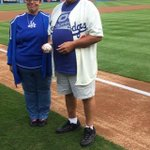 """#WeLoveLA RT """"#Dodgers LIVE on #Periscope: Bob Sotos first pitch!… http://t.co/GN71u26w6O """" #SportsRoadhouse http://t.co/qQnPhm5UVZ"""