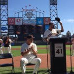 """""""There is no crying in baseball. But today, Im gonna cry."""" --Jeremy Affeldt #ThanksAffeldt #SFGiants http://t.co/CezHf11U2l"""