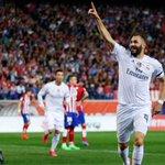 #LigaEspañola | MT: Con gol de Benzema, el Real Madrid vence al Atlético de Madrid (0-1): http://t.co/IwQ2FulNxN http://t.co/y4P9lDjU5I