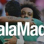 ¡Comienza la segunda parte! ⚽  ¡VAMOS REAL! ¡HASTA EL FINAL!   #RMLiga #RMDerbi #HalaMadrid http://t.co/zkyCjNQfG2