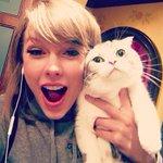 Quand tes le chat de Taylor Swift alors tes obligé davoir lair digne, mais tes dead inside. http://t.co/8my6PuRWU8