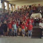 Así estuvo la asamblea de jóvenes de San Salvador en su incorporación al @FMLNoficial por que la lucha continúa http://t.co/eno0fKmXy4