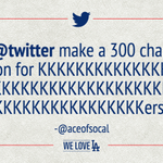 Well ask, @aceofsocal. #Kershaw300 http://t.co/50SjnQGdJF