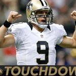 Drew Brees to Josh Hill. Too easy.  TOUCHDOWN!  @Saints lead 7-3, 3:48 left in the 1st. #DALvsNO