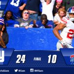 Nothing like a big WIN on the road! Instant analysis of our 24-10 win in Buffalo! READ: http://t.co/HM6p8N6dEC http://t.co/MWiY7EpI5Z
