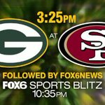 .@packers vs. @49ers -- Aaron Rodgers throws to Richard Rodgers, and Packers lead 7-0! http://t.co/Y5yLrBPkzf http://t.co/Ff909CpMqb