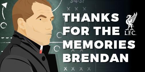 Thanks for the memories Brendan. 2013/14 was an absolute blast. http://t.co/oK8mHipob9