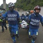 La patrulla marina de Mexico, realiza un rescate de otra víctima. F:JlPos http://t.co/EUXhaWixSE