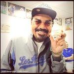 Wherever its happening #ElMasChingon is there @Dodgers @ClaytonKersh22 300 K ,, ball ! #Chingon @CatBelanger http://t.co/orvzWDhBZA