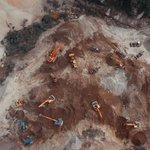 RT  Bomberos Voluntarios BVoluntariosGT : Drone de BVoluntariosGT capta los avances obtenidos en trabajo de rescat… http://t.co/GaoWgMq03W
