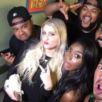 Normani con @commonkings y @Meghan_Trainor http://t.co/S012Dn1r0p