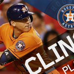 Astros clinch a playoff spot for the first time since 2005 http://t.co/Hxmud6loqW