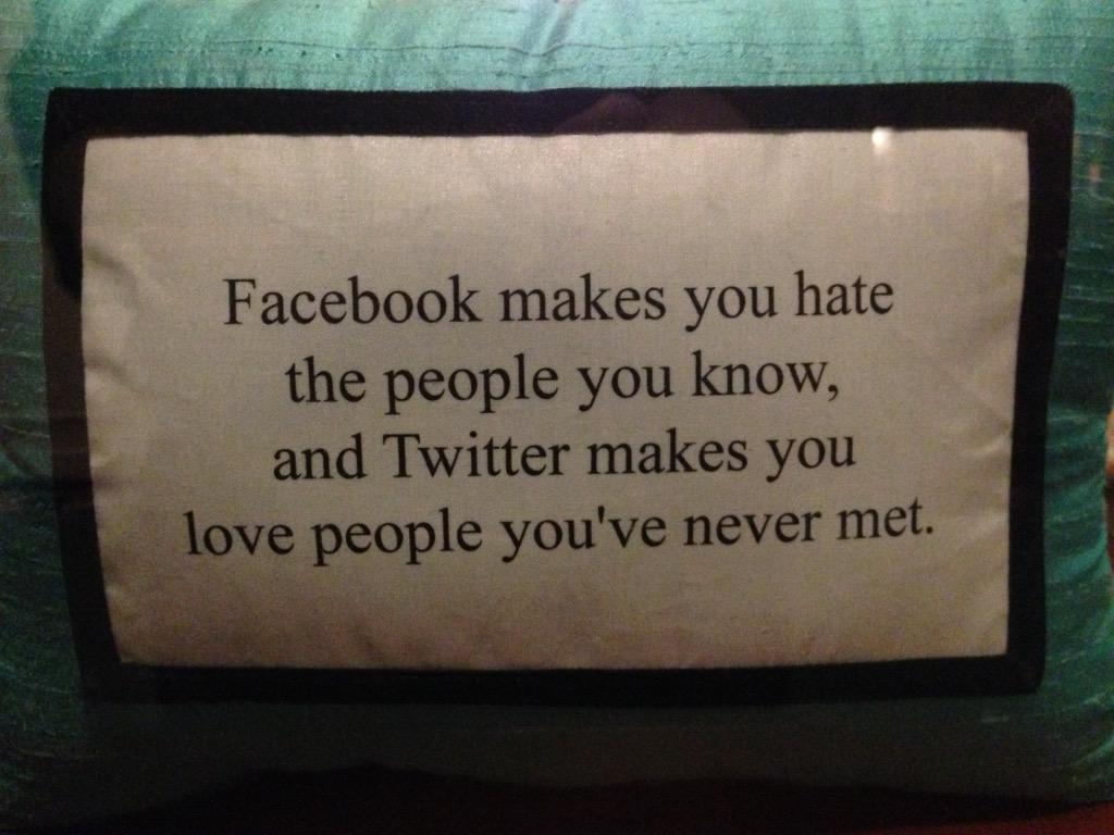 Truth! Love my #tweeps http://t.co/ZMuGpvTo8c