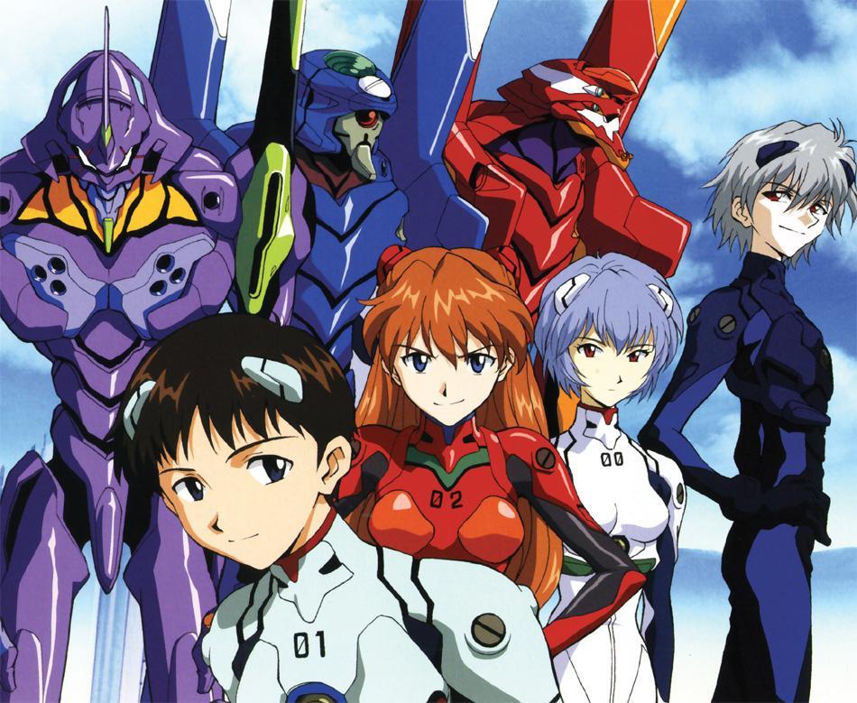 Un día como hoy, pero en 1995, nace Evangelion, anime que causaría gran controversia por sus referencias religiosas. http://t.co/k8ysk0rHvS