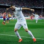 FT: @Atleti (Vietto) 1-1 (Benzemá) @RealMadrid #DerbiDeMadrid #LigaBBVA http://t.co/a7ykw7wfl5 http://t.co/kwzCHtsBAB