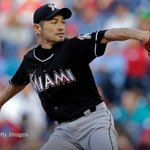 Ichiro Suzuki, who has 2,935 hits, pitched for the first time in the majors. http://t.co/tFJBOFpmRZ http://t.co/x7ATvdPMSb