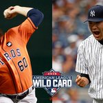 .@Astros to throw @kidkeuchy on three days' rest in AL #WildCard Game vs Masahiro Tanaka and the @Yankees. http://t.co/RobmtyRbms