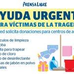 Le recordamos los centros de acopio y #AyudaParaElCambray ► http://t.co/XyAqd4qeHO http://t.co/4bOelszd6z
