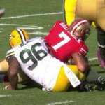Six sacks by @packers defense today - including latest by Mike Neal: http://t.co/Y5yLrBPkzf http://t.co/SatfOflbUz